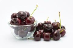 Fresh cherry Stock Images