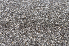 Fresh Chia Seeds Royalty Free Stock Photography
