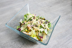 Fresh chicken salad Royalty Free Stock Photography
