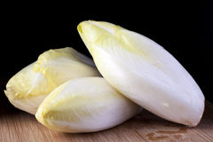 Fresh Chicory Stock Photo