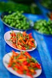 Fresh chili pepper Royalty Free Stock Photography
