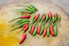 Fresh chilli Royalty Free Stock Photo