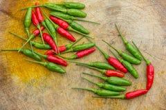 Fresh chilli Royalty Free Stock Image