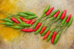 Fresh chilli Royalty Free Stock Photography