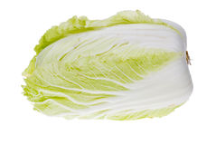 Fresh chinese cabbage Stock Photo