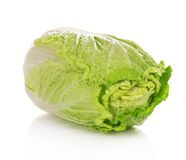 Fresh chinese cabbage Royalty Free Stock Photos