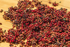 Fresh Chinese prickly ash Royalty Free Stock Photos