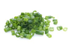 Fresh chives Stock Photos