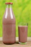 Fresh chocolate drink Stock Photography