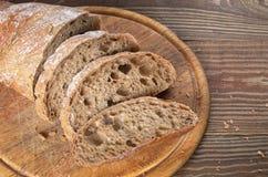 Fresh ciabatta bread Royalty Free Stock Photos