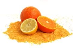 Fresh Citrus Stock Image