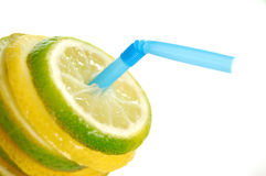 Fresh citrus juice Royalty Free Stock Photos