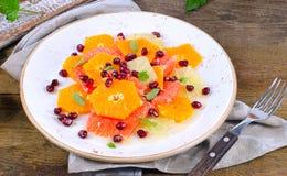 Fresh Citrus Salad. Stock Images