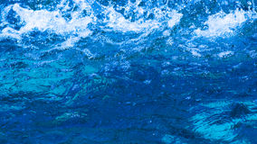 Fresh clean clear water Royalty Free Stock Photography