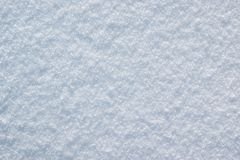 Fresh clean snow texture Royalty Free Stock Image