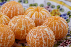Fresh Clementines Stock Images