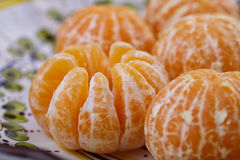 Fresh Clementines Royalty Free Stock Photo