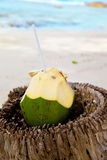 Fresh coconut Stock Photos