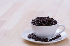 Fresh coffee Stock Photos