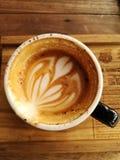 Fresh coffee royalty free stock photo