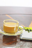 Fresh coffee Royalty Free Stock Photography