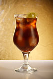 Fresh cola drink Royalty Free Stock Photo