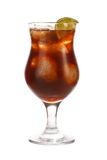 Fresh cola drink Stock Images