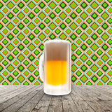 Fresh cold beer Royalty Free Stock Photography
