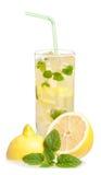 Fresh cold lemonade Stock Photography