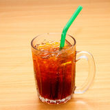 Fresh and cold nectar drink Royalty Free Stock Photo