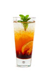 Fresh cold tea Royalty Free Stock Photography