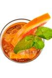 Fresh cold tea Royalty Free Stock Photo