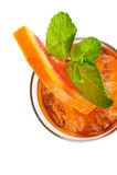 Fresh cold tea Royalty Free Stock Image