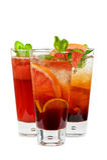 Fresh cold tea Stock Photography