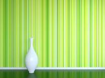 Fresh colored room Stock Photo