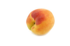 Fresh colorful apricot Stock Image