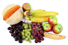 Fresh colorful fruits Royalty Free Stock Photos