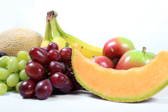 Fresh colorful fruits Royalty Free Stock Images