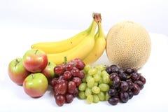 Fresh colorful fruits Stock Photo