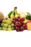 Fresh colorful fruits Stock Photos
