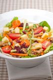 Fresh colorful healthy salad Stock Photography