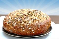 Fresh communion bread Royalty Free Stock Image