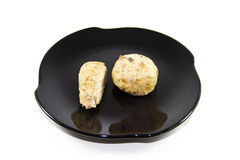 Fresh Cooked Bread Dumplings Royalty Free Stock Photography
