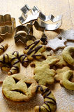 Fresh cookies Stock Photography