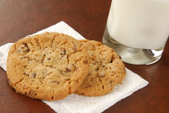 Fresh cookies Royalty Free Stock Image