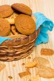 Fresh cookies Stock Image