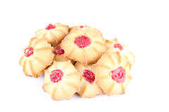 Fresh cookies Stock Images