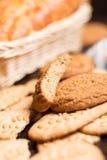 Fresh cookies Royalty Free Stock Photos