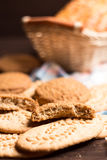 Fresh cookies Royalty Free Stock Images