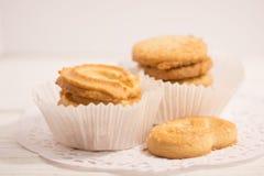 Fresh cookies Stock Photography
